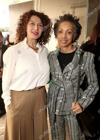 Donna Langley and Nina Shaw