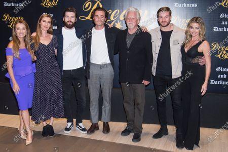 Jane Seymour, Katherine Flynn, Marc Hughes, Luke Cosgrove, Bruce Davison, Ben O'Brien and Denise Richards