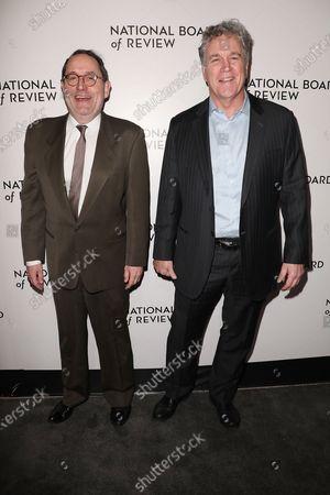 Michael Barker and Tom Bernard