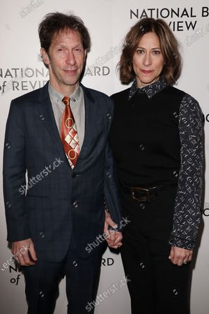 Tim Blake Nelson and Lisa Benavides