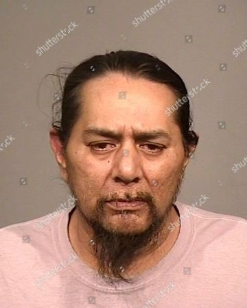 This undated booking photo provided by the Sonoma County Sheriff's Office shows Jesse Leon Granado-Lopez, of Santa Rosa, Calif. Granado-Lopez has been booked into the Sonoma County Jail on six felony charges for allegedly abducting and sexually assaulted a 14-year-old as she walked to school and attempting to abduct a second student, police said