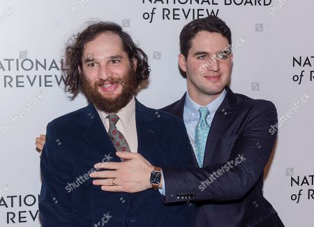 Joshua Safdie and Ben Safdie