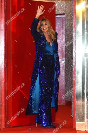 Editorial picture of 'Grande Fratello VIP' TV show, Rome, Italy - 08 Jan 2020
