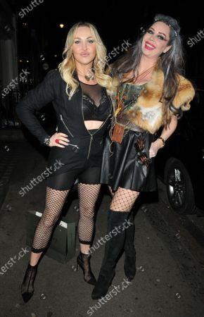 Heather Bird and Nina Naustdal