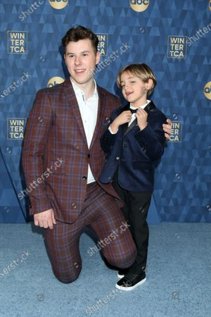 Nolan Gould and Jeremy Maguire