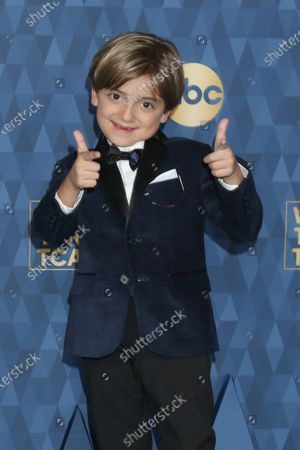 Stock Picture of Jeremy Maguire