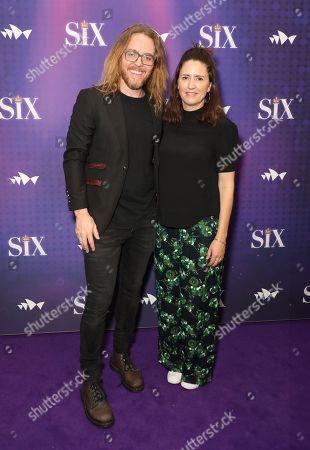Editorial photo of 'SIX' musical, Arrivals, Sydney, Australia - 09 Jan 2020