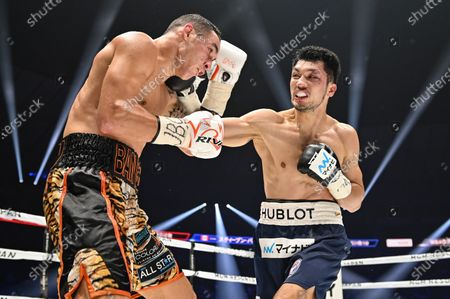 Editorial photo of Ryota Murata v Steven Butler, WBA Middleweight title fight, Boxing, Kanagawa, Japan - 23 Dec 2019