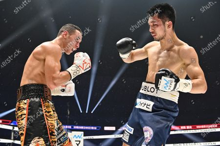 Editorial picture of Ryota Murata v Steven Butler, WBA Middleweight title fight, Boxing, Kanagawa, Japan - 23 Dec 2019