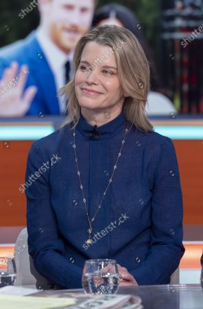 Stock Picture of Julie Montagu