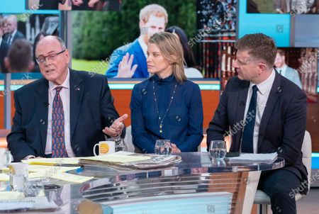 Editorial picture of 'Good Morning Britain' TV show, London, UK - 09 Jan 2020