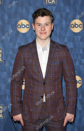 Editorial image of ABC TCA Winter Press Tour, Arrivals, Los Angeles, USA - 08 Jan 2020