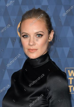 Stock Image of Danielle Savre