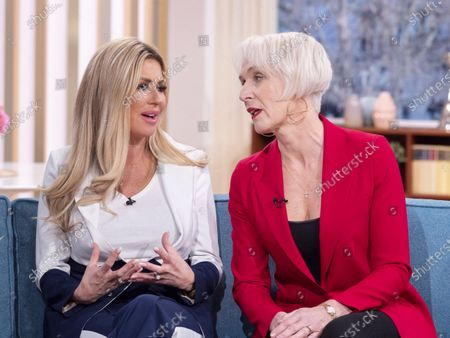 Editorial image of 'This Morning' TV show, London, UK - 09 Jan 2020