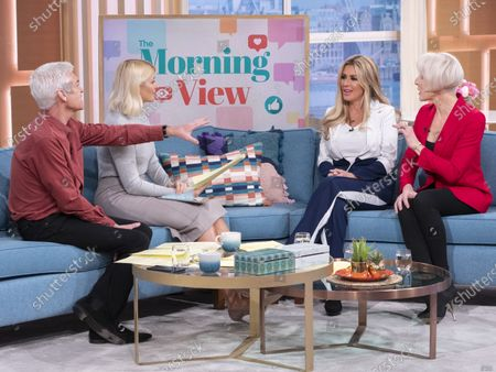 Editorial picture of 'This Morning' TV show, London, UK - 09 Jan 2020