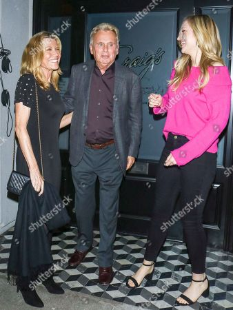 Editorial picture of Vanna White, Pat Sajak and Maggie Sajak out and about, Los Angeles, USA - 09 Jan 2020