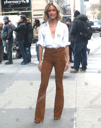 Stock Picture of Kristin Cavallari