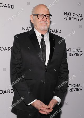 Editorial image of National Board of Review Annual Awards Gala, Arrivals, Cipriani 42nd Street, New York, USA - 08 Jan 2020