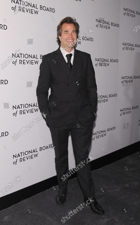 Editorial picture of National Board of Review Annual Awards Gala, Arrivals, Cipriani 42nd Street, New York, USA - 08 Jan 2020