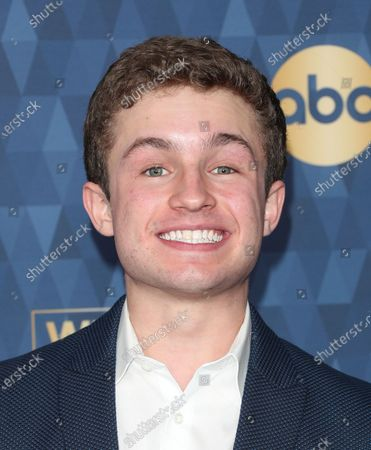 Stock Image of Troy Gentile