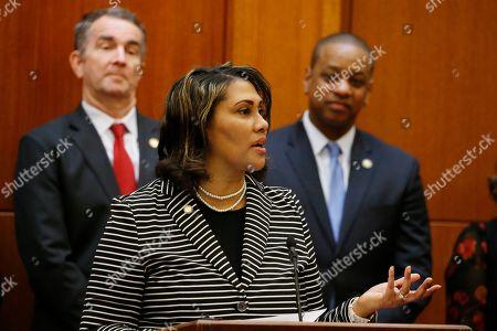 Editorial picture of Virignia Legislature, Richmond, USA - 09 Jan 2020