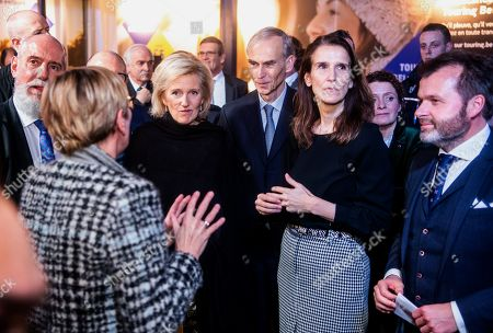 Princess Astrid and Sophie Wilmes