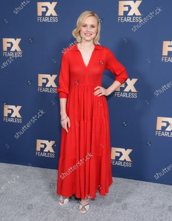 Stock Picture of Alison Pill