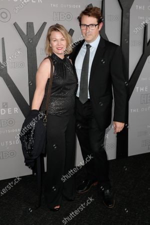 Editorial photo of 'The Outsider' TV show premiere, Arrivals, DGA Theater, Los Angeles, USA - 09 Jan 2020