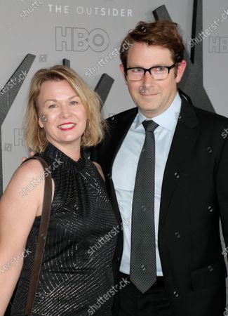 Editorial picture of 'The Outsider' TV show premiere, Arrivals, DGA Theater, Los Angeles, USA - 09 Jan 2020