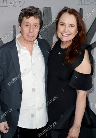 Richard Price and Lorraine Adams