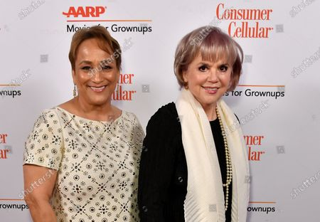 Jo Ann Jenkins and Linda Ronstadt