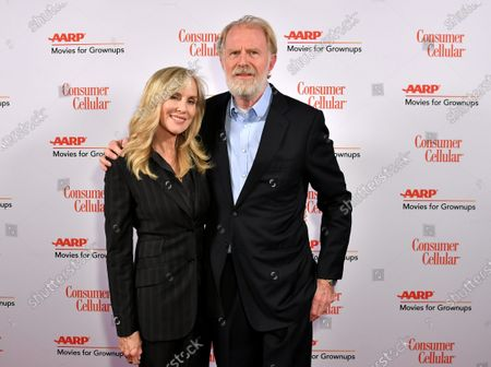 Editorial photo of AARP The Magazine's 19th Annual Movies For Grownups Awards, VIP Red Carpet, Beverly Wilshire, Los Angeles, USA - 11 Jan 2020