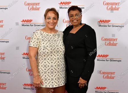 Catherine Alicia Georges and Jo Ann Jenkins