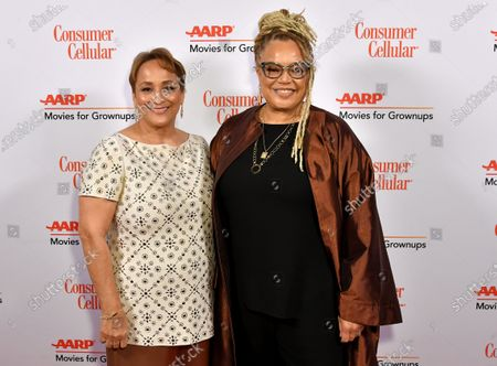 Jo Ann Jenkins and Kasi Lemmons