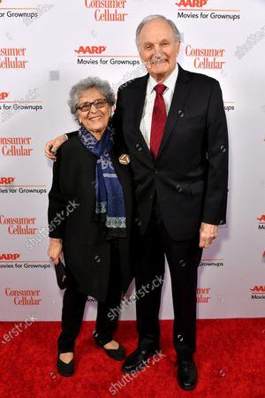 Stock Photo of Arlene Alda and Alan Alda