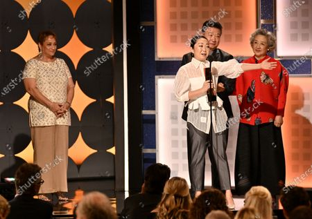 Editorial image of AARP The Magazine's 19th Annual Movies For Grownups Awards, Ceremony, Beverly Wilshire, Los Angeles, USA - 11 Jan 2020