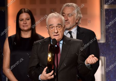 Emma Tillinger Koskoff, Martin Scorsese and Robert De Niro, Best Movie for Grownups - The Irishman