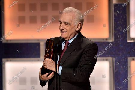 Martin Scorsese - Best Director - The Irishman
