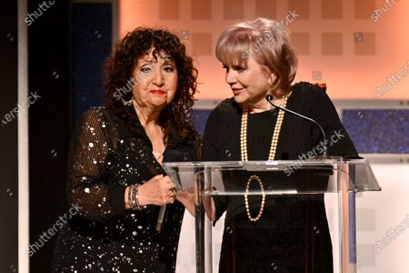 Linda Ronstadt - Best Documentary - Linda Ronstadt: The Sound of My Voice - presented by Maria Muldaur