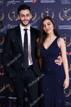 Fady Elsayed and Rania Elewa