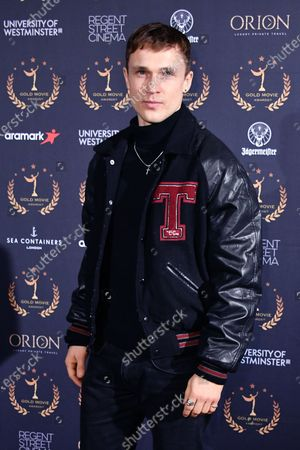 Stock Picture of William Moseley