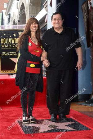 Tracy Posner, Burt Ward. Tracy Posner, left, and Burt Ward pose for a photo following a ceremony honoring Burt Ward with a star at the Hollywood Walk of Fame, in Los Angeles