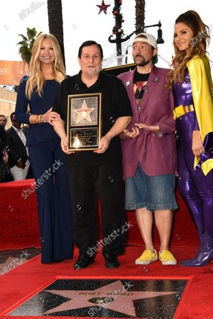 Editorial picture of Burt Ward receives star on Hollywood Walk of Fame, USA - 09 Jan 2020