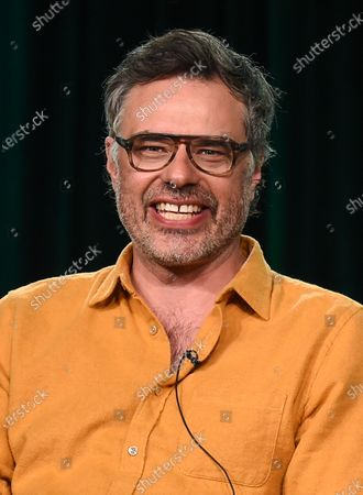 Stock Image of Jemaine Clement