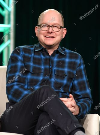 Editorial image of FX Networks TCA Winter Press Tour, Panels, Los Angeles, USA - 09 Jan 2020