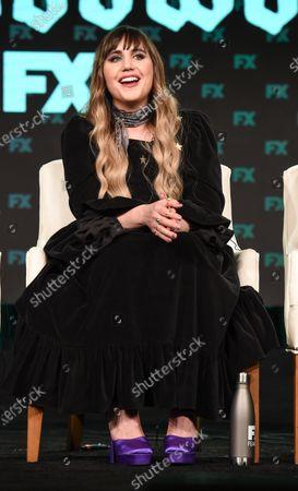 Editorial photo of FX Networks TCA Winter Press Tour, Panels, Los Angeles, USA - 09 Jan 2020