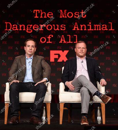 Kief Davidson and Ross Dinerstein