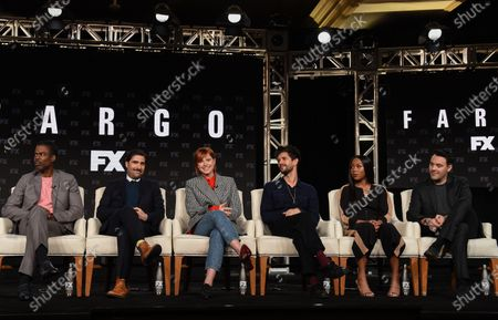 Warren Littlefield, Noah Hawley, Chris Rock, Jason Schwartzman, Jessie Buckley, Ben Whishaw, Emyri Crutchfield and Jack Huston