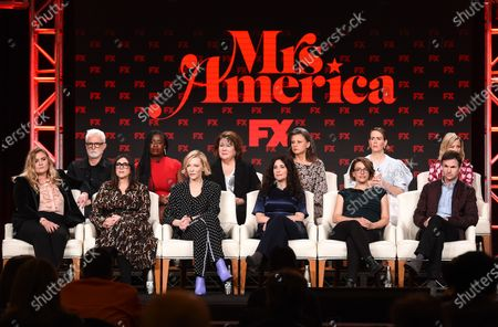 Editorial picture of FX Networks TCA Winter Press Tour, Panels, Los Angeles, USA - 09 Jan 2020