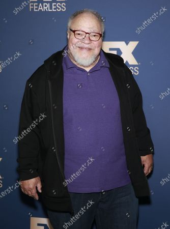 Editorial image of FX Networks TCA Winter Press Tour Star Walk, Arrivals, Los Angeles, USA - 09 Jan 2020